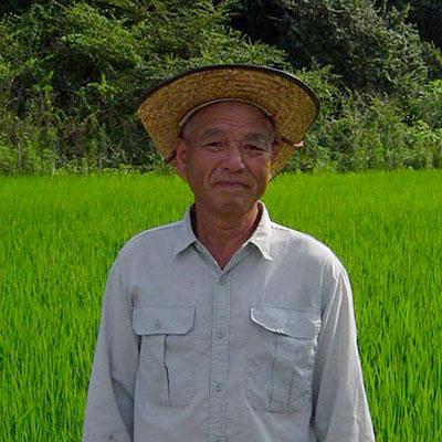 米農家の奥和田さん