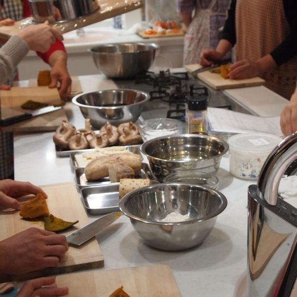 マクロビオティク料理教室<p>~初級クラス~</p>